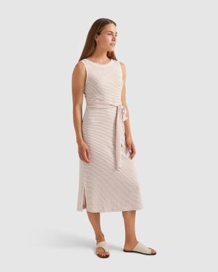 Sportscraft Sally Stripe Dress - Dresses (multi)