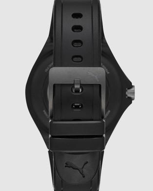Puma Puma Smartwatch - Fitness Trackers (Black)