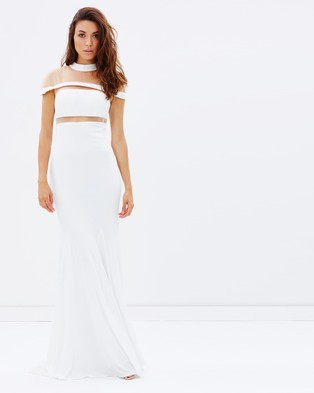 Grace & Hart – Muse Gown – Dresses (White)