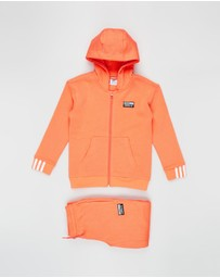 adidas Originals - Vocal Hoodie Set - Kids