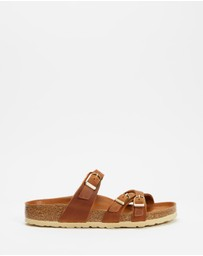 Birkenstock - Franca Big Buckle Regular - Women's