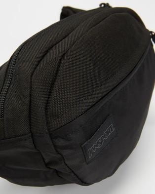 JanSport Mono Fifth Avenue Bumbag - Bum Bags (Black)