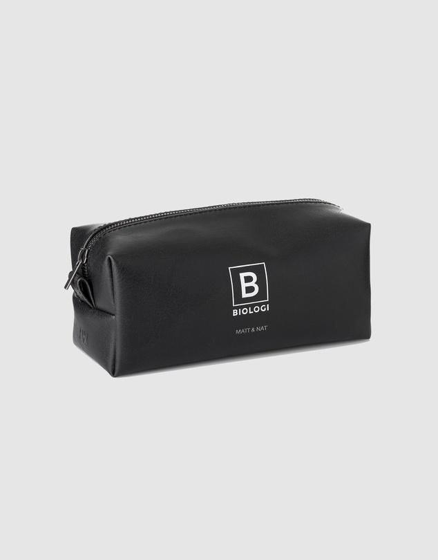 Women Biologi x Matt & Nat Limited Edition Vegan Cosmetic Bag