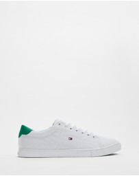 Tommy Hilfiger - Essential Recycled Knit Trainers - Men's