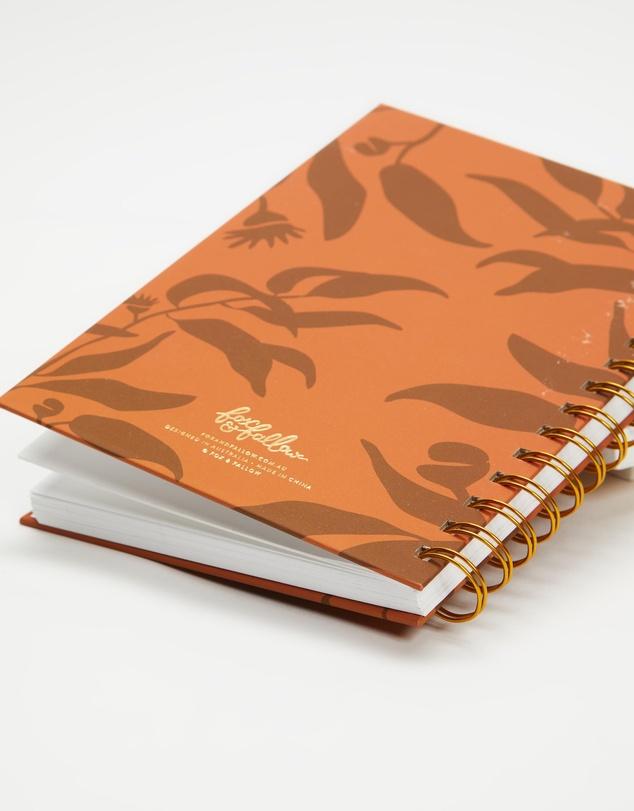 Life Eucalyptus Medium Spiral Sketchbook