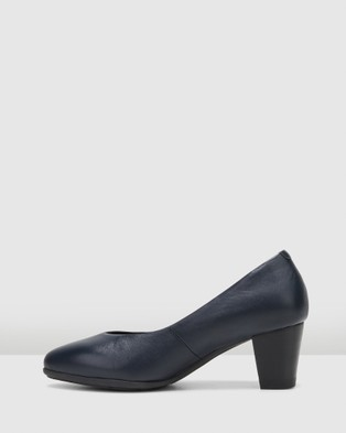 Hush Puppies The Point - All Pumps (Navy)