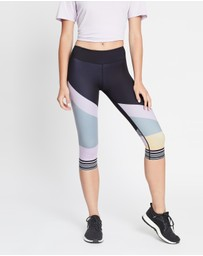 Jaggad - Marina Del Ray 3/4 Leggings