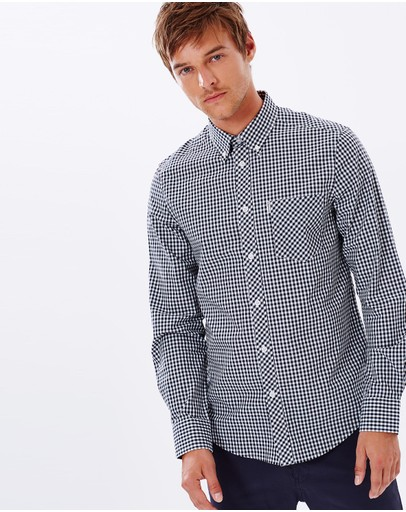 Ben Sherman - LS Gingham Shirt