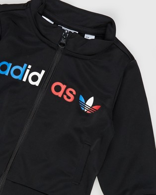 adidas Originals Adicolor Primeblue Track Suit   Babies Kids - Sweatpants (Black)