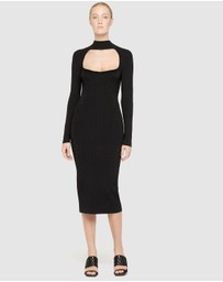 Manning Cartell - Virtual Dimensions Knit Dress