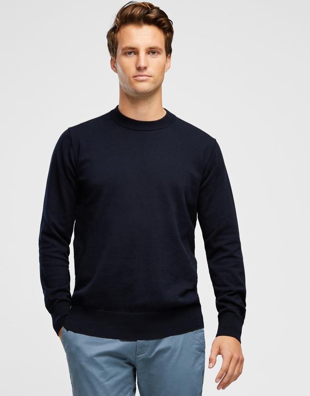 Men Premium Crew Knit