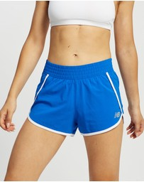 New Balance - Accelerate Stretch Woven 3 Inch Shorts