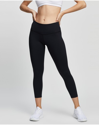 Ave Activewoman High Compression 7/8 Tights Black
