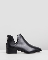ALDO - Kaicia Leather Ankle Boots