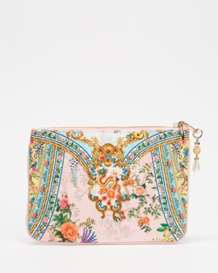 Camilla Coin & Phone Purse - Clutches (Party in the Palace)