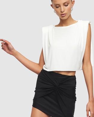 Lioness Marmont Mini Skirt - Skirts (Black)