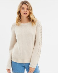 Rusty - Definite Crew Neck Knit