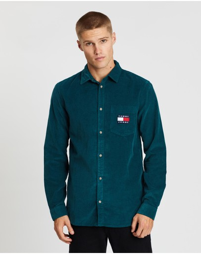 Tommy Jeans - Cord Shirt