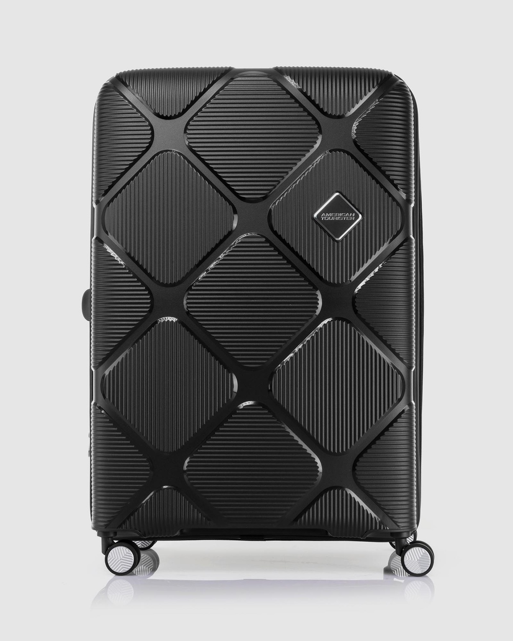 American Tourister Instagon Spinner 81 30 Travel and Luggage Jet Black 81-30