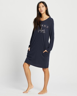 Gingerlilly Serenity - Sleepwear (Navy )