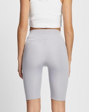 adidas Originals R.Y.V Bike Shorts - 1/2 Tights (Grey)