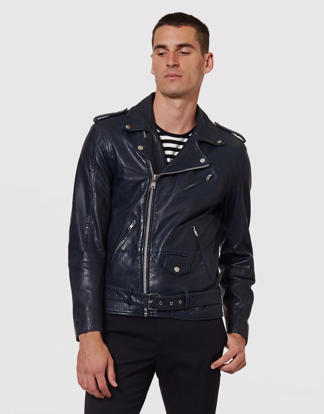 Jack London - Warhol Leather Jacket