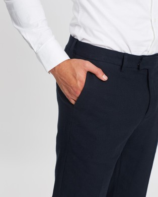 3 Wise Men Bruzer Trousers - Pants (Navy)