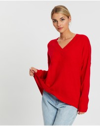 Atmos&Here - Latalia Oversized Knit Jumper