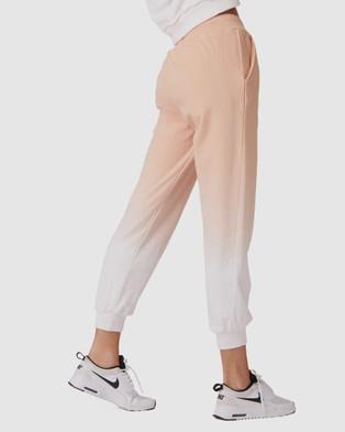 L'urv Hidden Valley Pants - Track Pants (Orange)