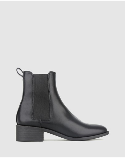 Betts - Dream Block Heel Chelsea Boots