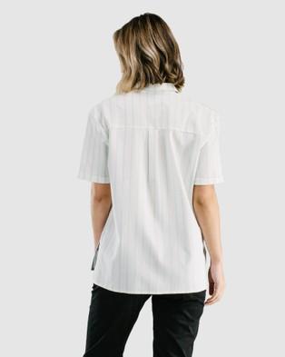 Avila Chill Out Shirt - Shirts & Polos (White)