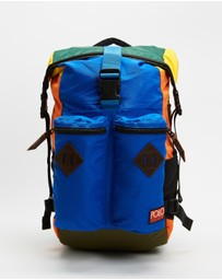 Polo Ralph Lauren - Lightweight Nylon-Cotton Backpack