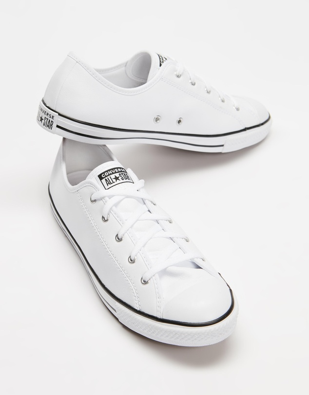 Converse - Chuck Taylor All Star Dainty Basic Leather - Women's