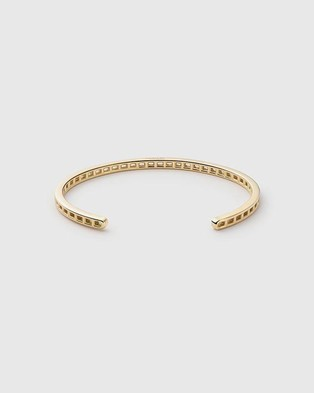 Miansai Rector Cuff - Jewellery (Gold Plated)