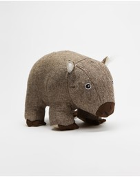 Nana Huchy - Wally The Wombat Soft Toy
