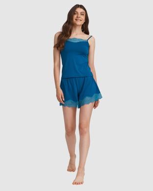 Oh!Zuza Cami Pyjama Set - Two-piece sets (Blue)