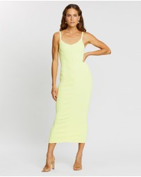 Bec + Bridge - Citrus Club Knit Midi Dress