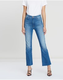 Mother Denim - Hustler Ankle Fray Jeans