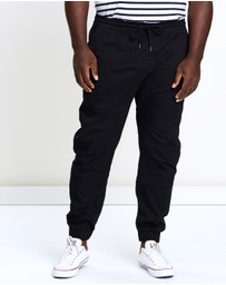 Staple Superior Big & Tall - Staple Big & Tall Outsider Joggers
