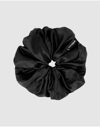 Shhh Silk - Oversized Silk Scrunchie