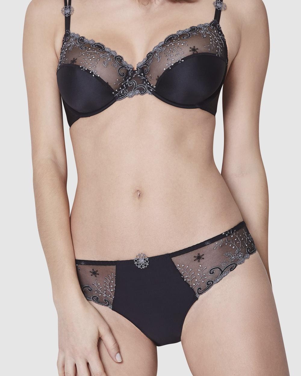 Simone Perele Delice Bikini Brief Hipster Briefs Moonlight Australia