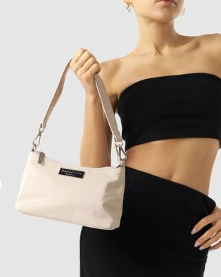 Nakedvice The Christy Nylon - Handbags (Sand)