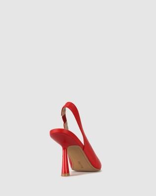 Betts Dakota Sling Back Pump - All Pumps (Red)