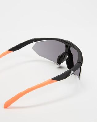 adidas Performance - SP0015 Sunglasses (Black)