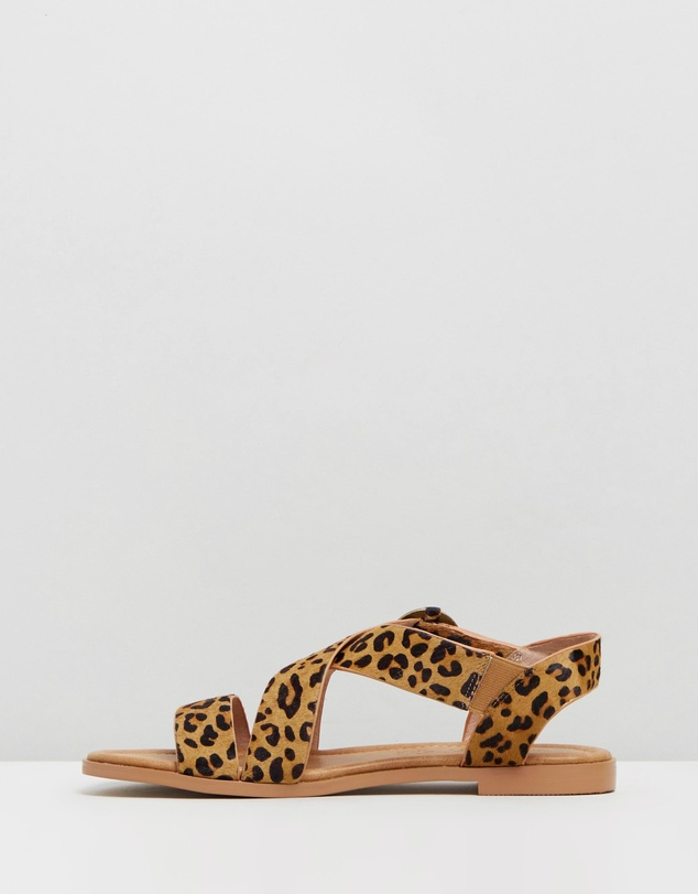 Walnut Melbourne - Chase Sandals