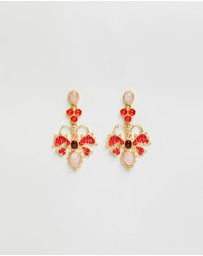 Bianc - Poppy Earrings