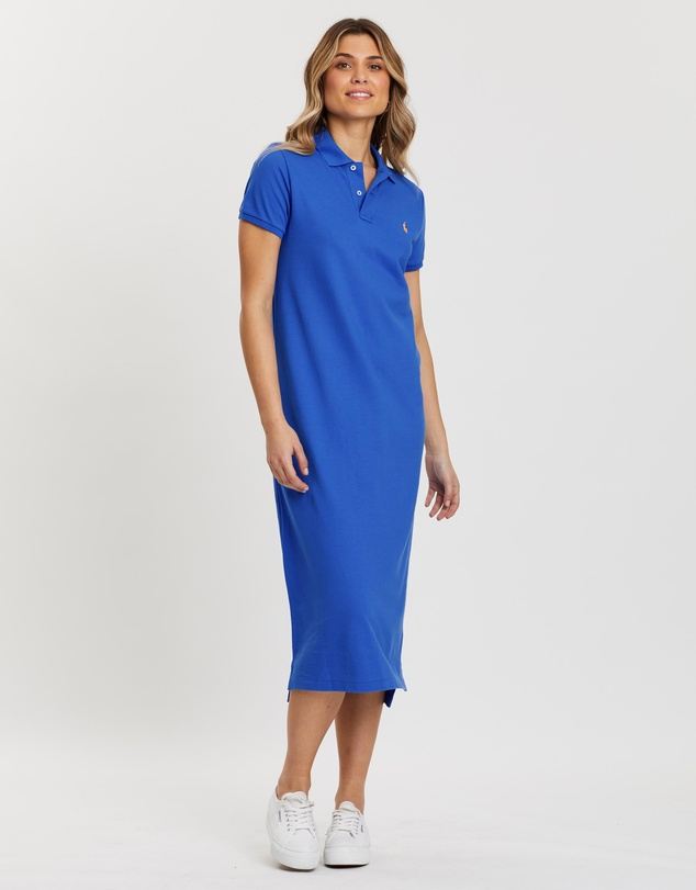 Polo Ralph Lauren - Short Sleeve Casual T-Shirt Dress