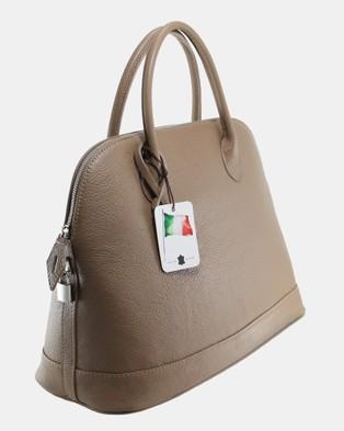 Lux Haide Olivia Tote Handbag - Handbags (Taupe)