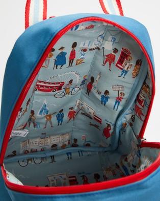 Cath Kidston Mini London People Backpack   Kids - Backpacks (London People)