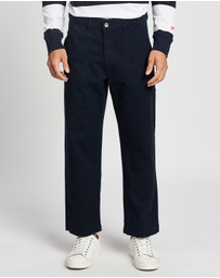 Albam - Utility Loose Fit Work Trousers
